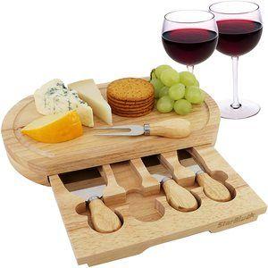 Los mejores sets para cortar queso