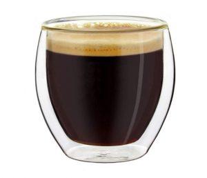 vasos de cristal para café