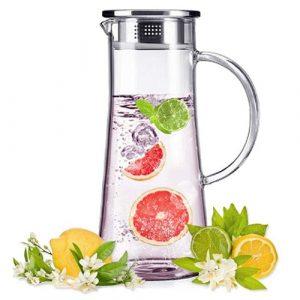 Comprar Jarras de Cristal para Agua Online